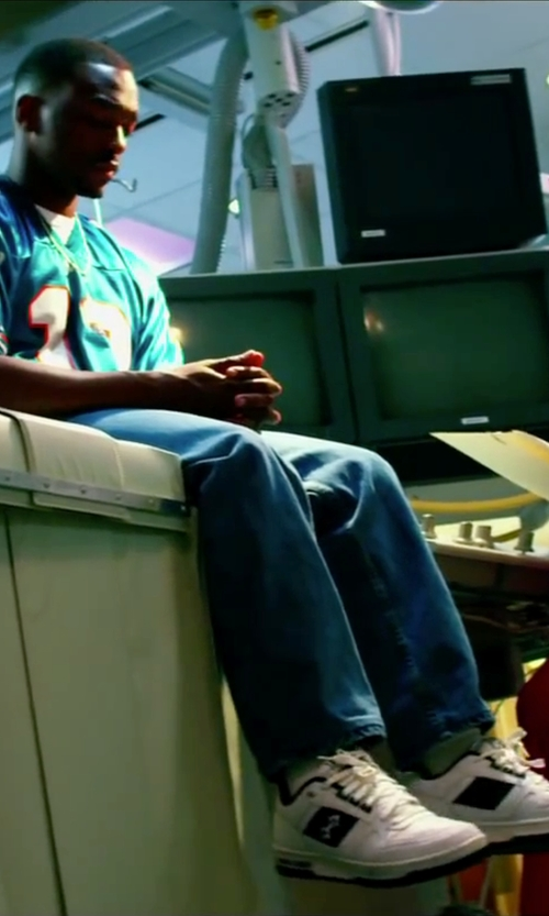 Anthony Mackie with DC Shoes Pure - Men's in Pain & Gain