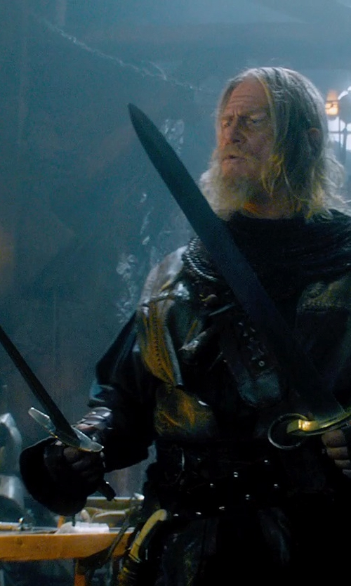Jeff Bridges with Deepeeka Medieval Battle Sword in Seventh Son