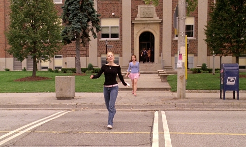 No Actor with Etobicoke Collegiate Institute Ontario, Toronto in Mean Girls