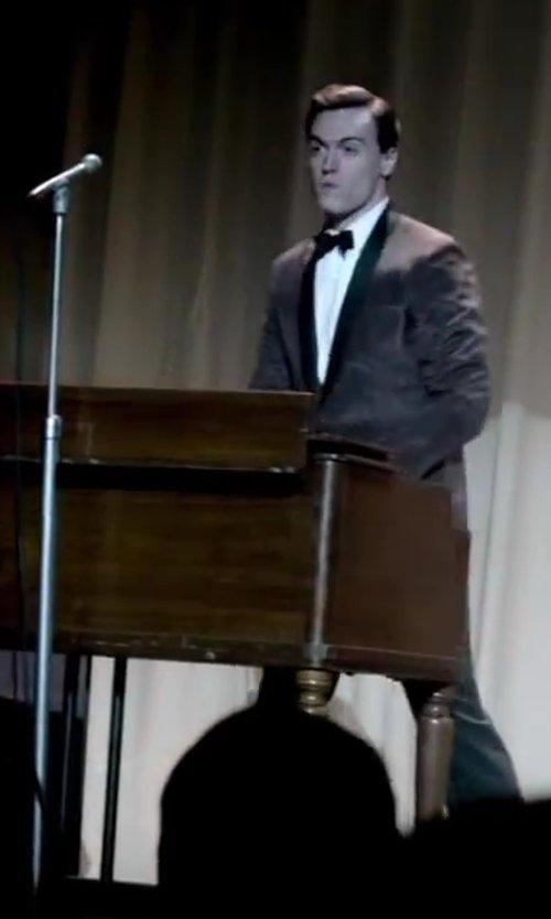 Erich Bergen with ALTEA Bow tie in Jersey Boys