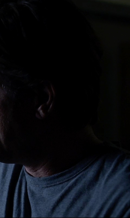 Dermot Mulroney with Carhartt Wip Pocket T-Shirt in Insidious: Chapter 3