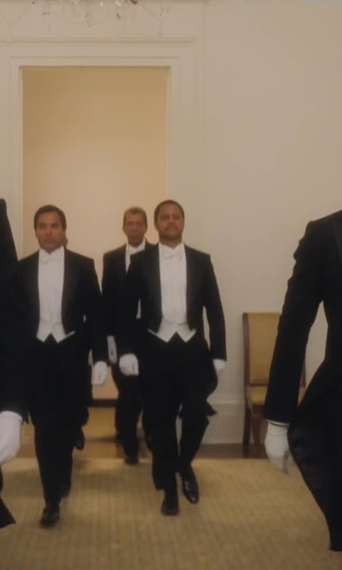 Cuba Gooding Jr. with Marcella 'Self Tie' Bow Tie in Lee Daniels' The Butler