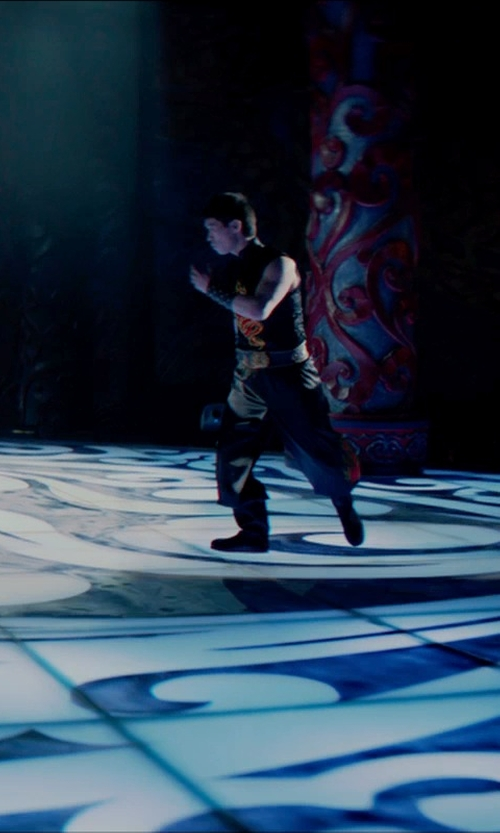Unknown Actor with Joseph A. Porro (Costume Designer) Custom Made Kung Fu Costume (Hawk Fist) in Man of Tai Chi