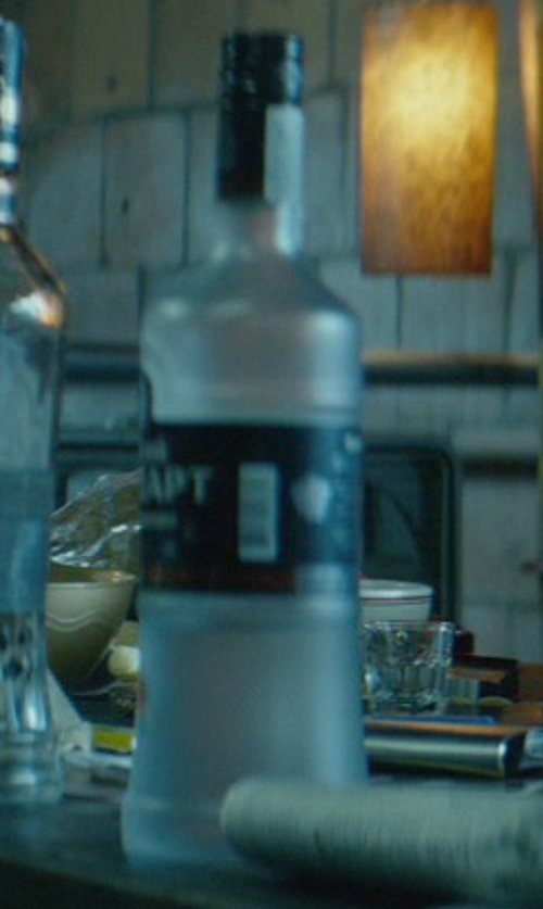 Unknown Actor with Russian Standard Vodka in John Wick