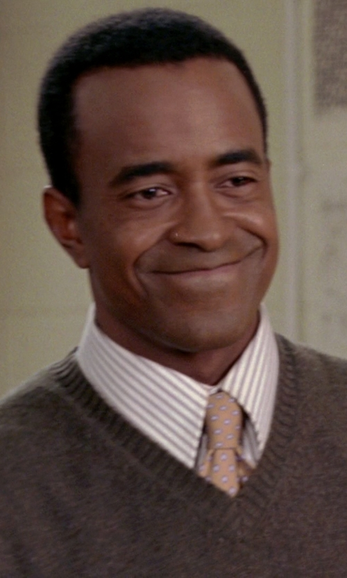 Tim Meadows with Caruso Cotton Tie in Mean Girls