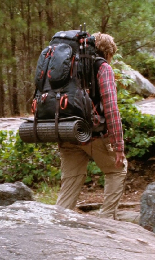 Robert Redford with REI XT 85 Pack Bag in A Walk in the Woods