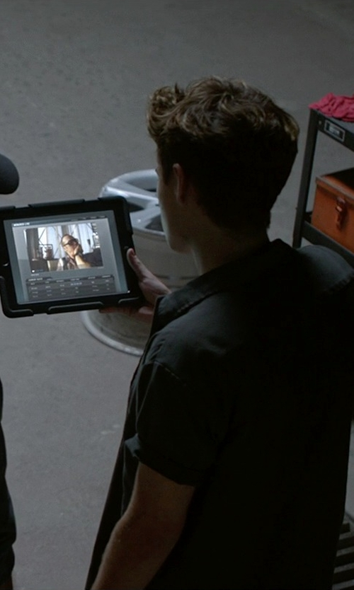 Harrison Gilbertson with Apple iPad Mini with Retina Display in Need for Speed
