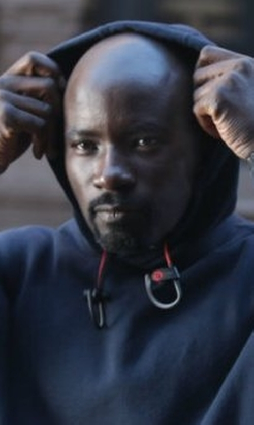Mike Colter with Beats Powerbeats 2 Wireless In-Ear Headphone in Marvel's Luke Cage