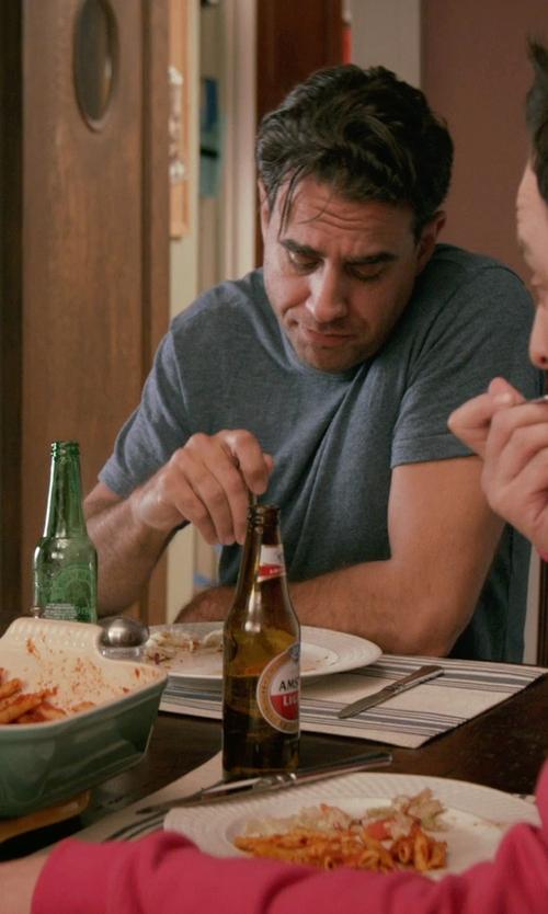 Bobby Cannavale with Heineken Light Beer in Adult Beginners