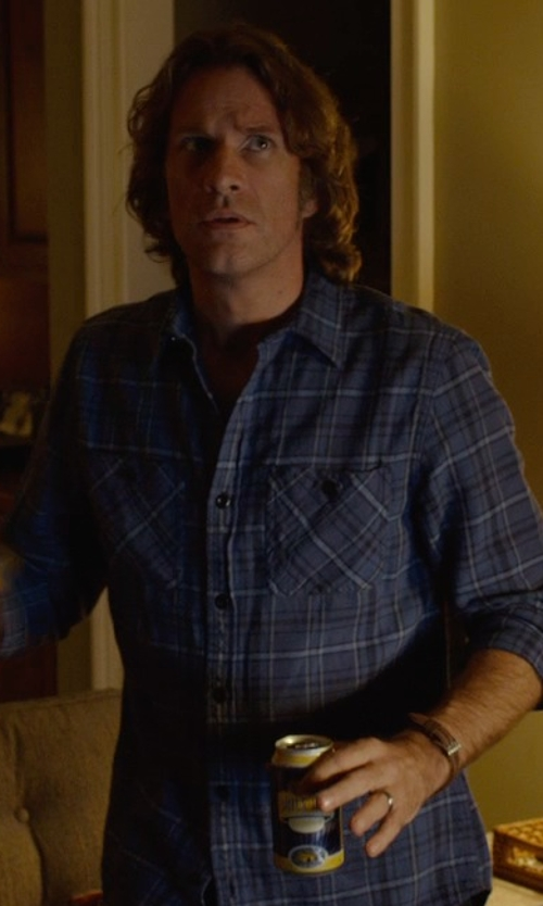Thomas Jane with Triton Tungsten Carbide Ring in Before I Wake