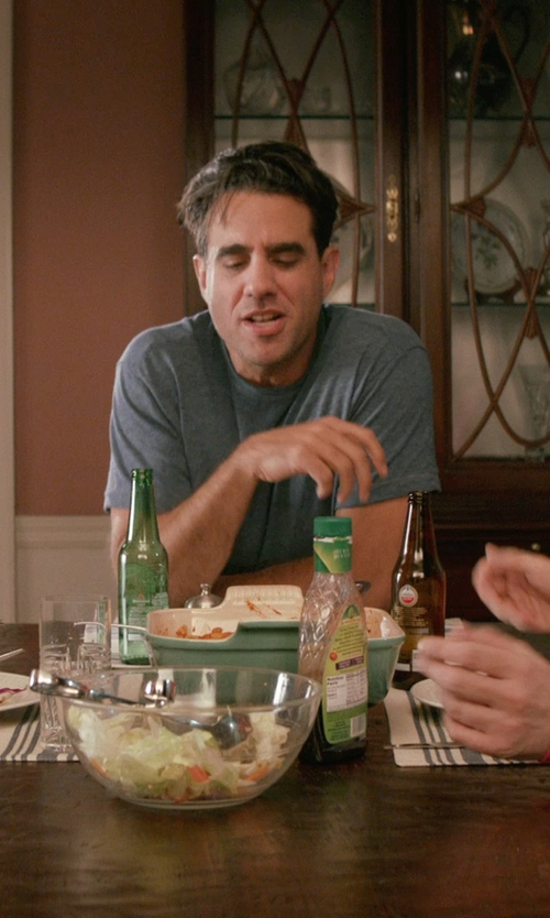 Bobby Cannavale with ATM Anthony Thomas Melillo Classic T-Shirt in Adult Beginners