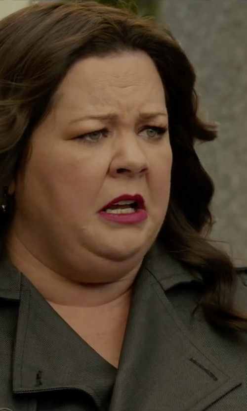 Melissa McCarthy with Ippolita 'Wonderland - Rainbow Teeny' Teardrop Earrings in Spy