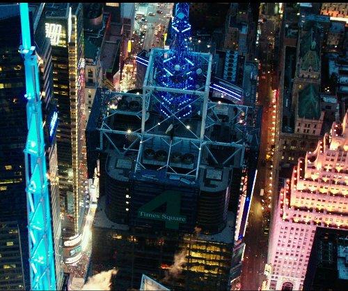 Condé Nast Building New York City, New York in Teenage Mutant Ninja Turtles (2014)