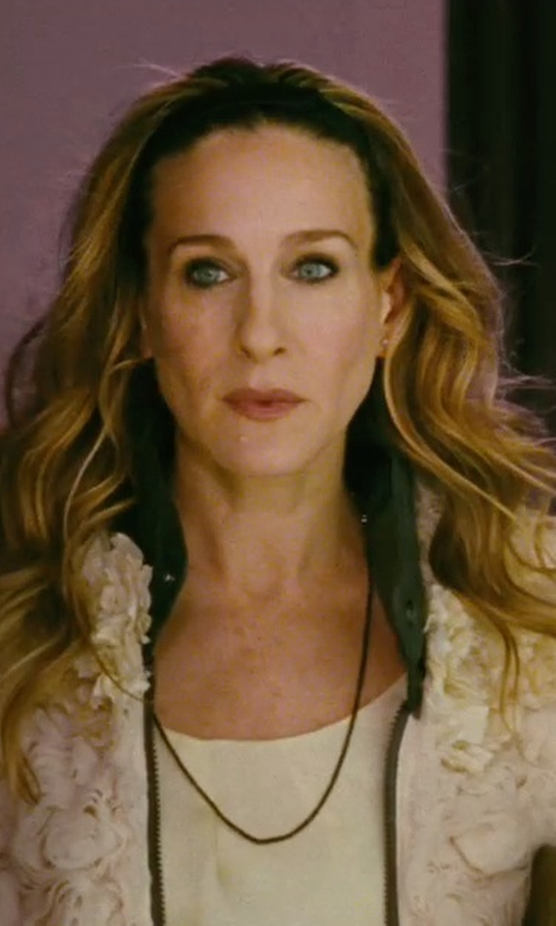Sarah Jessica Parker with Noemi B. Headband in Sex and the City