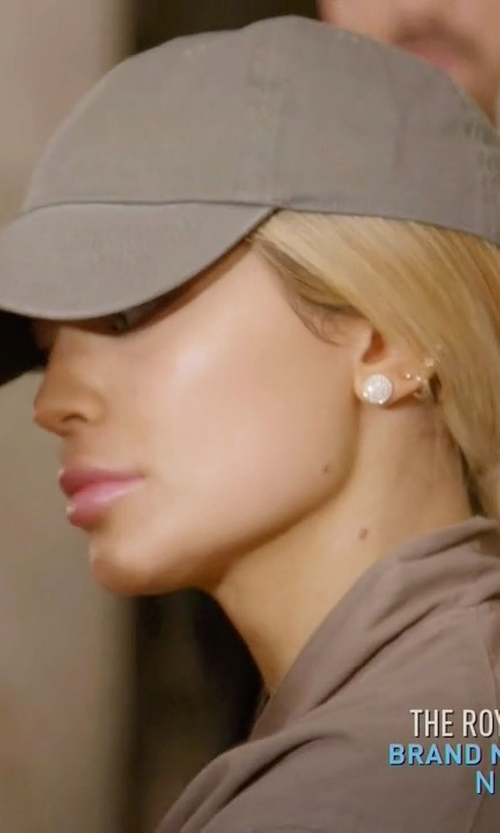 Kylie Jenner with Yeezy SS16 Cap in Keeping Up With The Kardashians