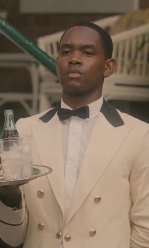 No Actor with Gant Rugger Kick Ass Oxford Shirt in Lee Daniels' The Butler