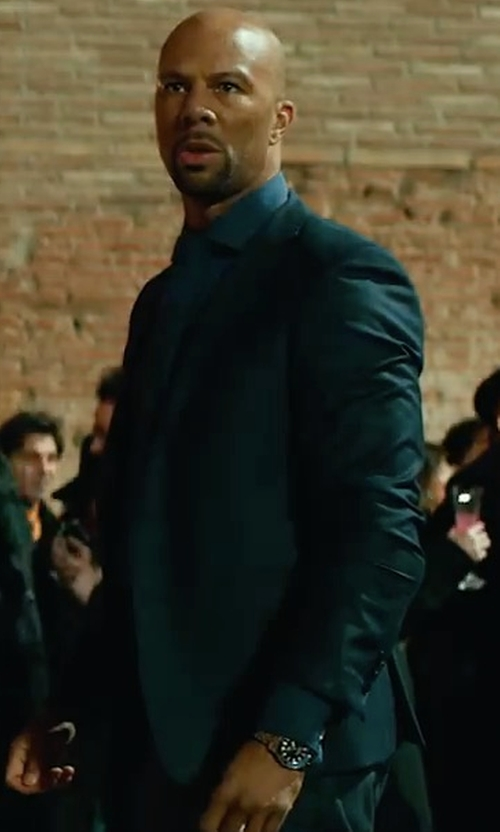 Common with Movado Series Chronograph Watch in John Wick: Chapter 2