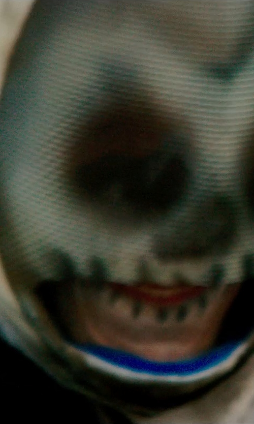 Unknown Actor with Disguise Reaper Costume Mask in The Purge: Anarchy