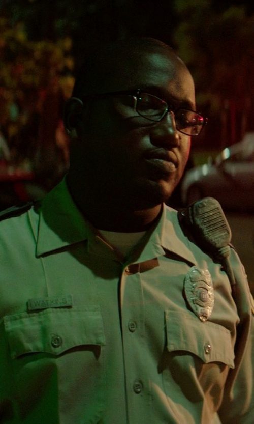 Hannibal Buress with VonZipper Hot Mess Reader Glasses in Neighbors