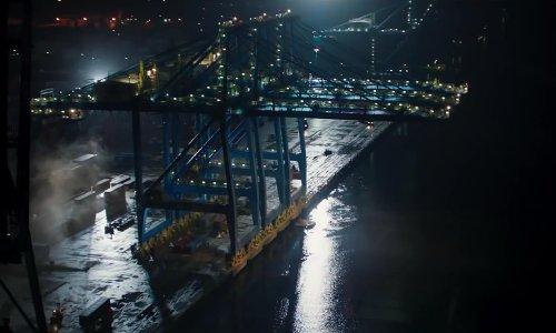 Port of Wilmington Wilmington, North Carolina in Iron Man 3