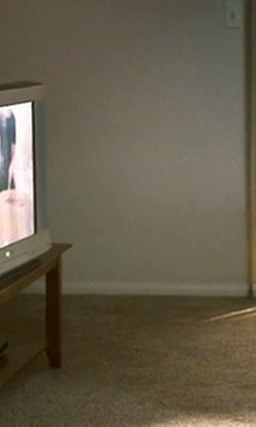 Steve Carell with Sony CRT TV in Crazy, Stupid, Love.
