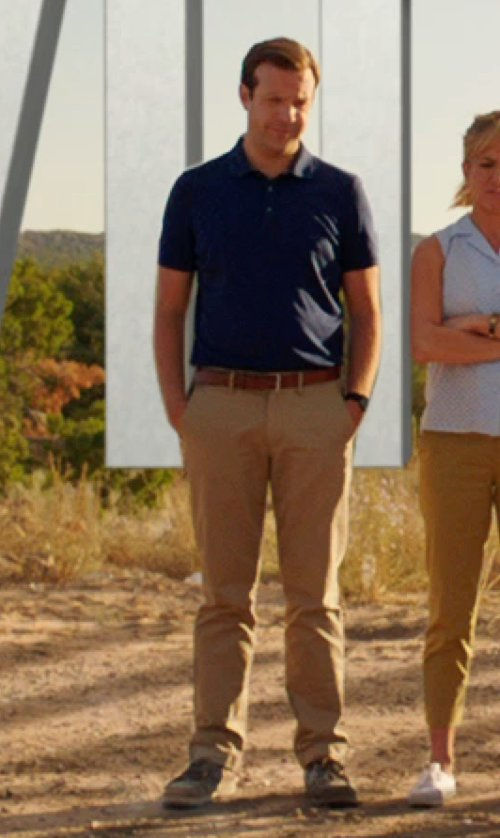 Jason Sudeikis with Obey Working Man Chino Pant in We're the Millers
