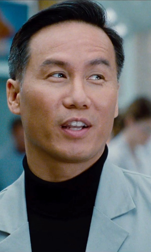 BD Wong with Carhartt Twill Pocket Lab Coat in Jurassic World