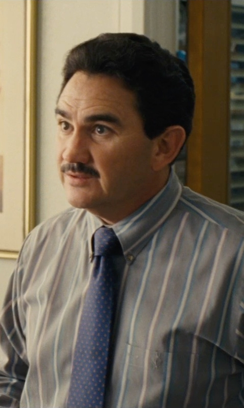 Valente Rodriguez with Towergem Extra Long Fashion Tie in McFarland, USA