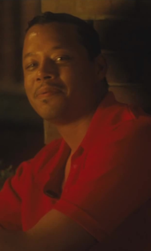 Terrence Howard  with Battenwear Boardwalk Polo in Lee Daniels' The Butler