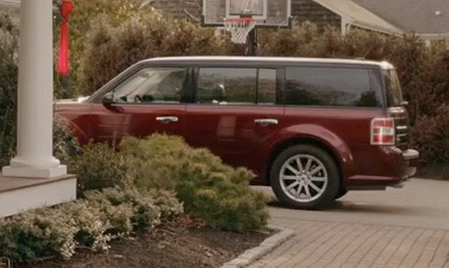 Will Ferrell with Ford Flex SUV in Daddy's Home 2