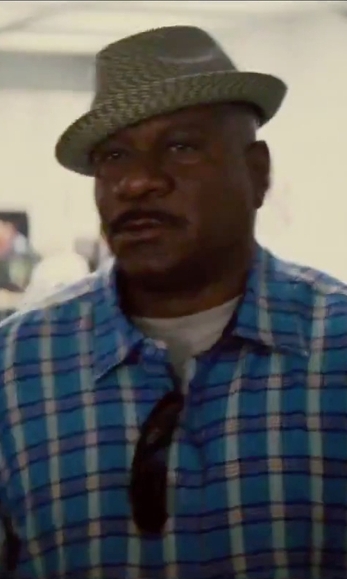 Ving Rhames with Bless Crew Neck T-Shirt in Mission: Impossible - Rogue Nation