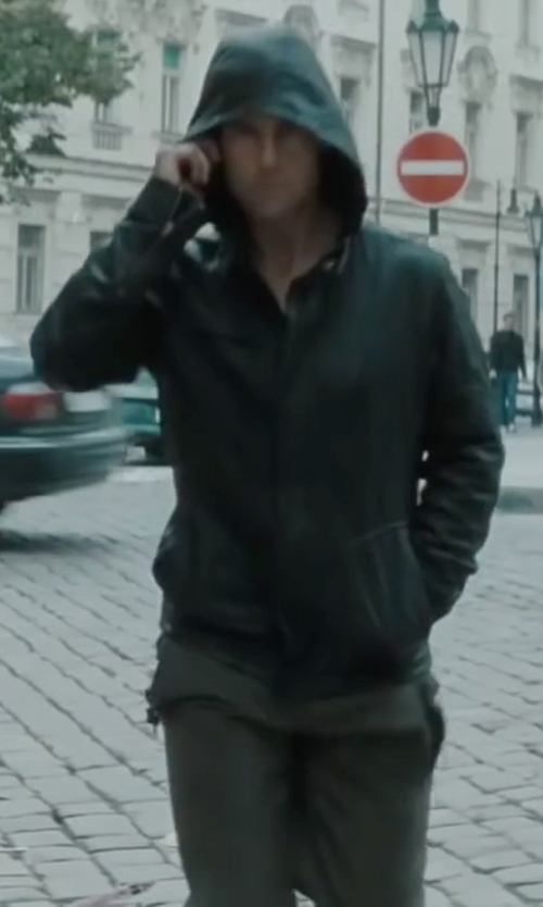 Tom Cruise with Brooks Brothers Milano Fit Vintage Washed Chino Pants in Mission: Impossible - Ghost Protocol