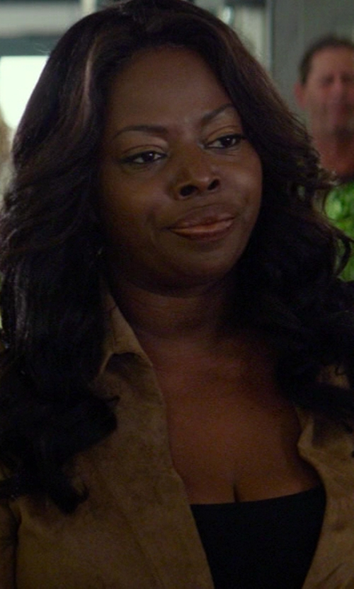 Angie Stone with Splendid 1x1 Tank Top in Ride Along