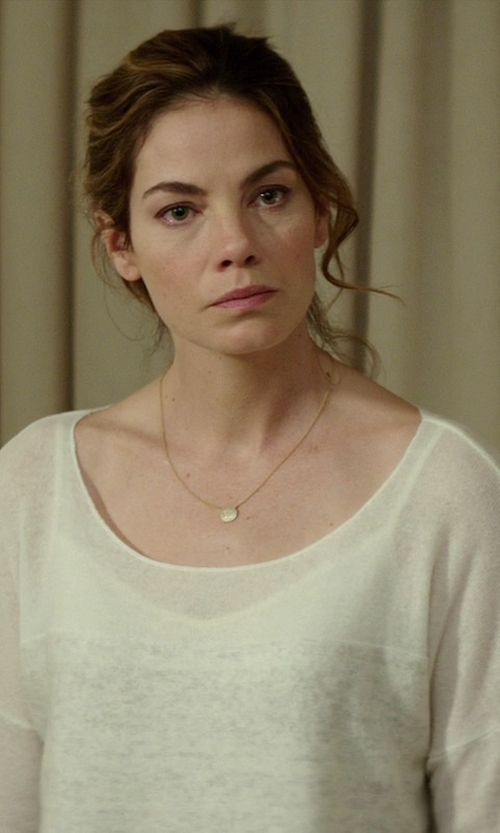 Michelle Monaghan with Athleta Buena Vista Tunic Sweater in The Best of Me