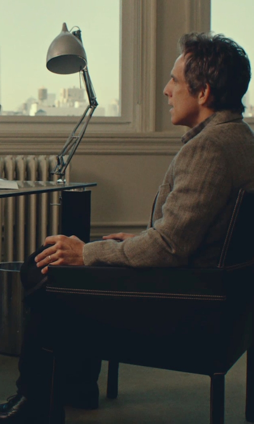 Ben Stiller with Mezlan Liss Oxford Shoes in While We're Young