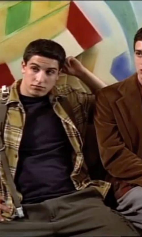 Jason Biggs with Carhartt Rugged Cargo Pants in American Pie