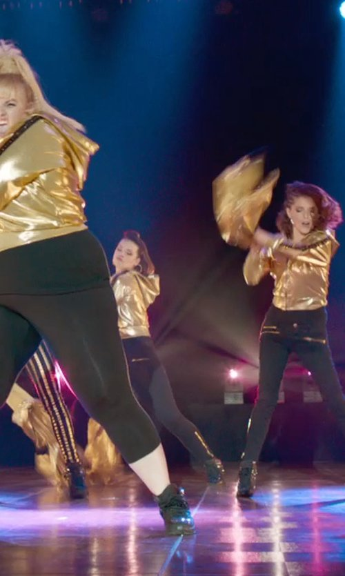 Shelley Regner with Nike Force Sky High Casual Sneakers in Pitch Perfect 2
