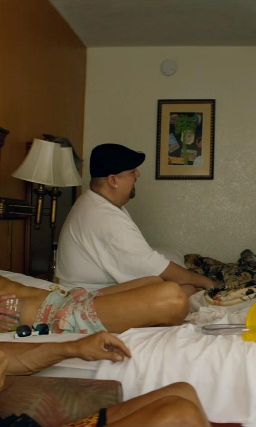 Gabriel Iglesias with Barneys New York Ivy Cap in Magic Mike XXL