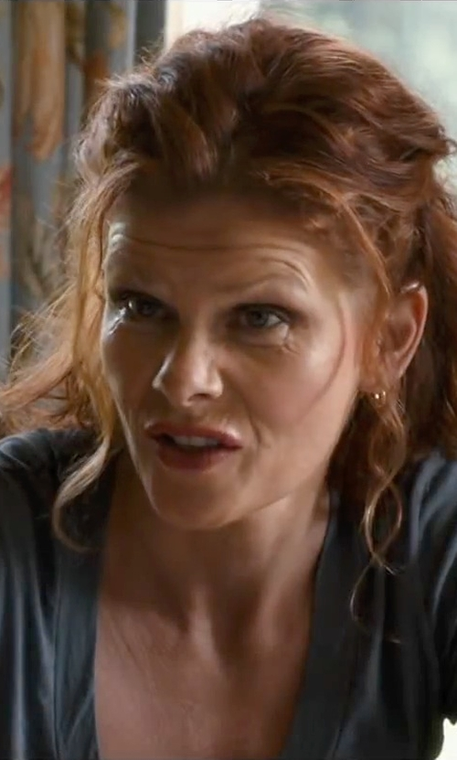 Lolita Davidovich with Majestic Filatures Loose Fit T-Shirt in The Longest Ride