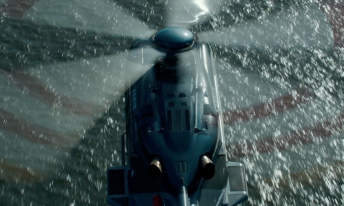Unknown Actor with Eurocopter AS355F1 Ecureuil 2 Helicopter in Blackhat