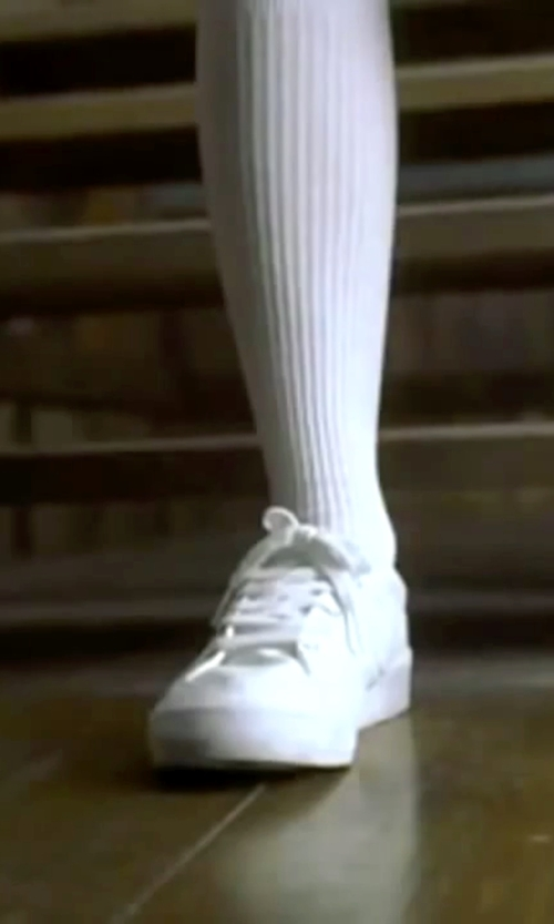 Chiaki Kuriyama with Nike Women's Court Tradition II Leather Sneakers in Kill Bill: Vol. 1