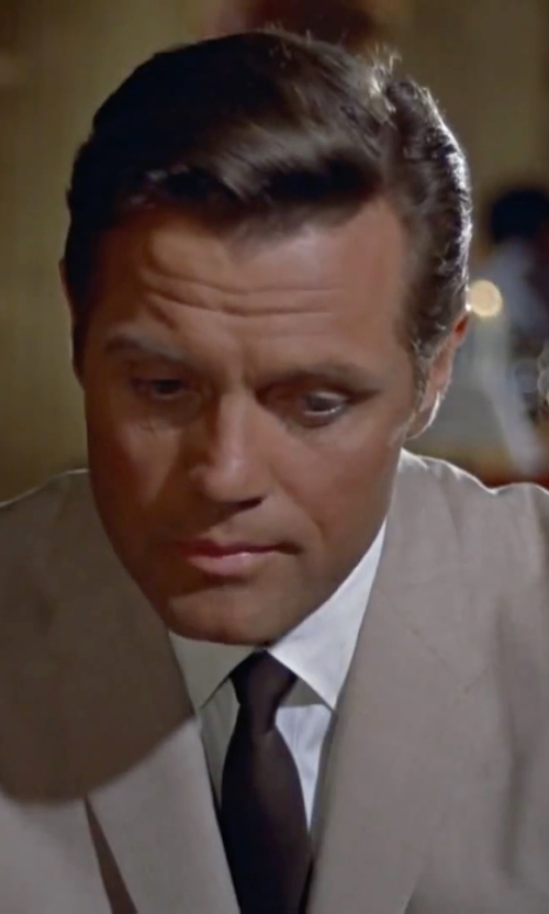 Jack Lord with Paul & Joe Classic Formal Suit in Dr. No