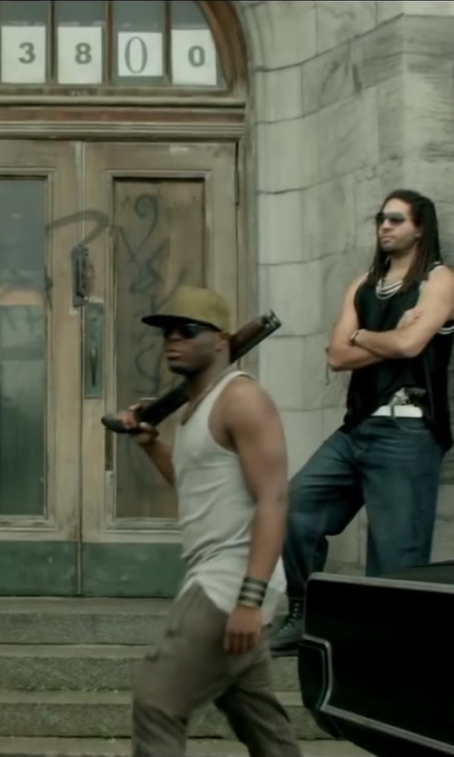 Unknown Actor with ALTERNATIVE Perfect Tank in Brick Mansions