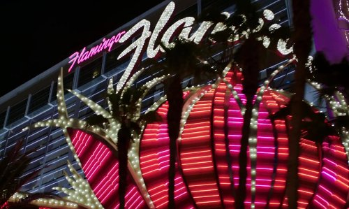 Flamingo Las Vegas Hotel & Casino Las Vegas, Nevada in Step Up: All In