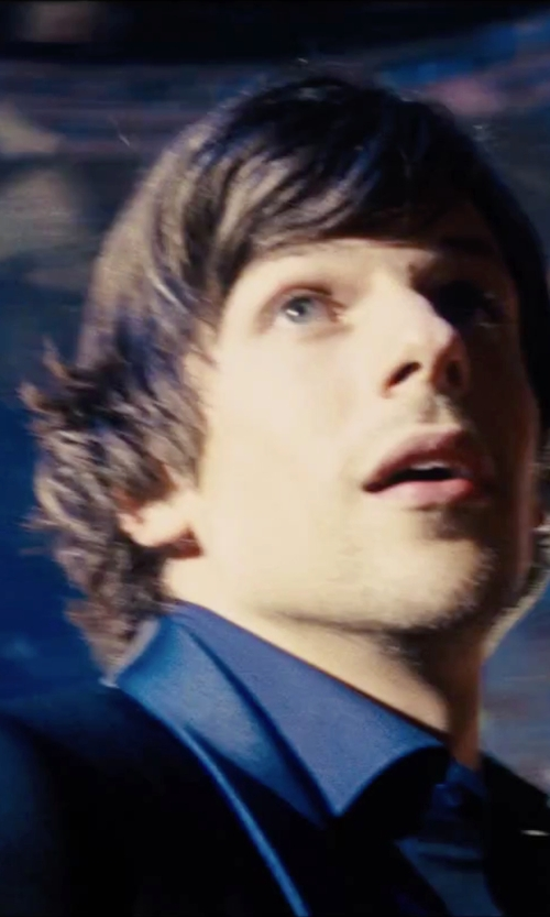 Jesse Eisenberg with Tonello Two Piece Suit in Now You See Me 2