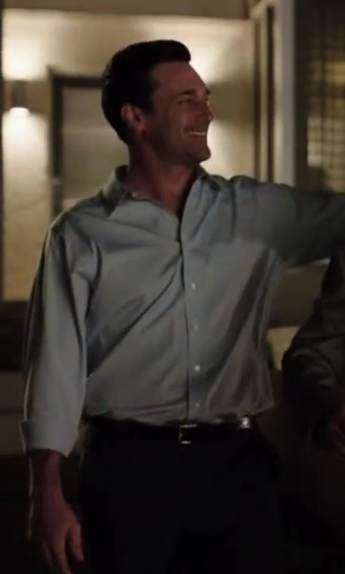 Jon Hamm with GUCCI Formal Pant in Million Dollar Arm