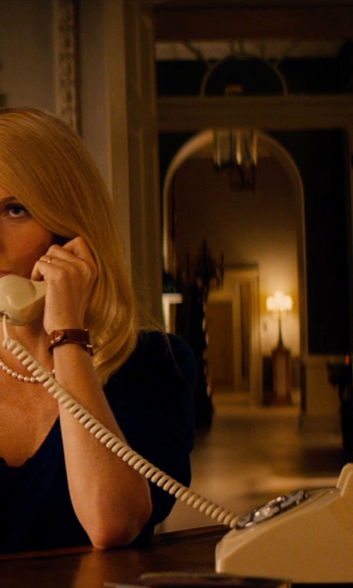 Gwyneth Paltrow with Smith Gear 1930 Retro Desk Phone in Mortdecai
