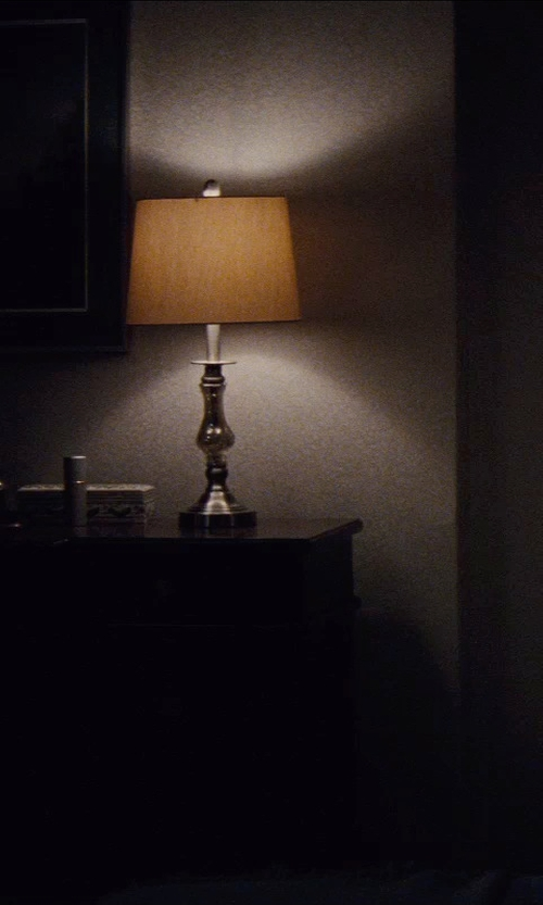 Ed Harris with Ashley Fallon Table Lamp in Run All Night