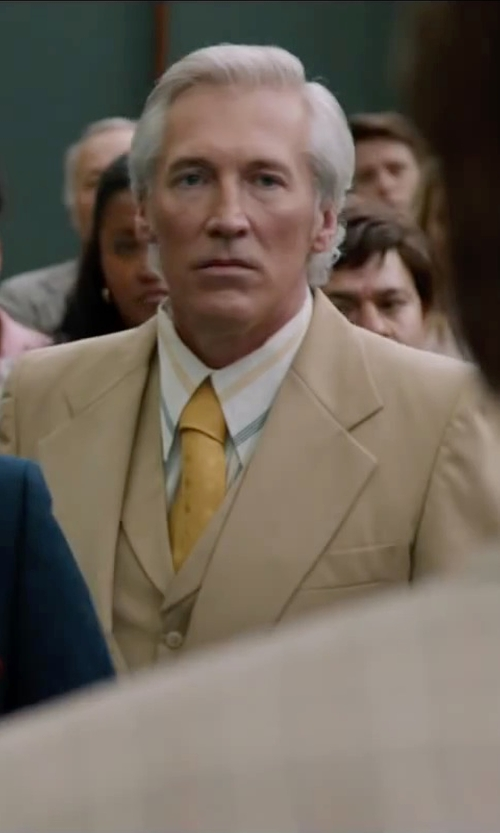 Fred Galle with Van Laack Rarbi Shirt - Tailor Fit, Button-Down Collar, Long Sleeve in Anchorman 2: The Legend Continues