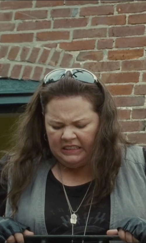 Melissa McCarthy with Tifosi Polarized Dual Lens Sunglasses in The Heat